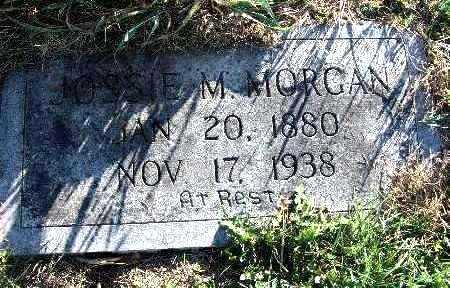 MORGAN, JOSSIE M. - Warren County, Iowa | JOSSIE M. MORGAN