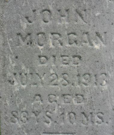 MORGAN, JOHN - Warren County, Iowa | JOHN MORGAN