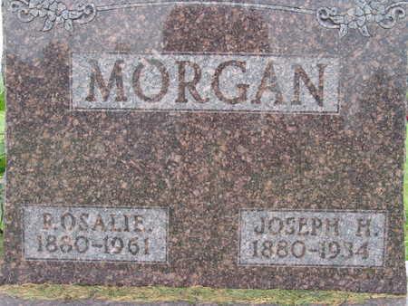 MORGAN, ROSALIE - Warren County, Iowa | ROSALIE MORGAN