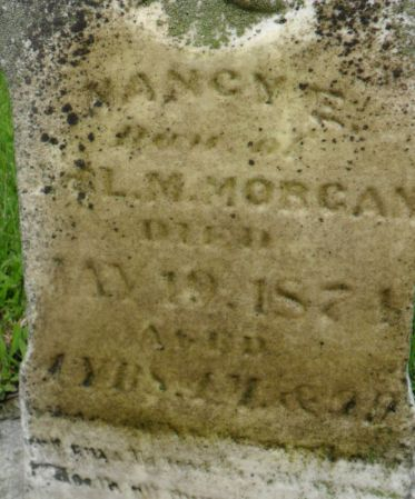 MORGAN, NANCY E. - Warren County, Iowa | NANCY E. MORGAN