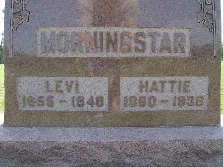 MORNINGSTAR, HATTIE - Warren County, Iowa | HATTIE MORNINGSTAR
