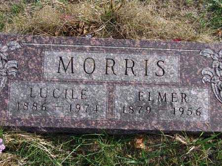 MORRIS, LUCILE - Warren County, Iowa | LUCILE MORRIS