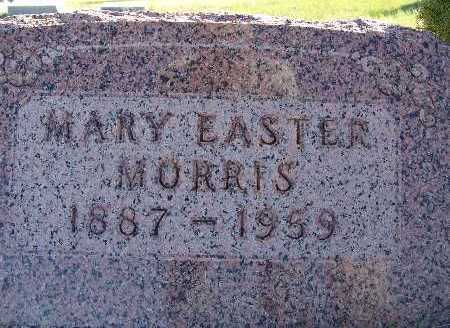 MORRIS, MARY EASTER - Warren County, Iowa | MARY EASTER MORRIS