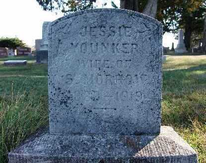 MORROW, JESSIE YOUNKER - Warren County, Iowa | JESSIE YOUNKER MORROW
