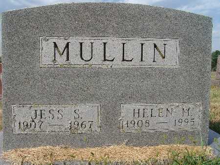 MANLEY MULLIN, HELEN M. - Warren County, Iowa | HELEN M. MANLEY MULLIN