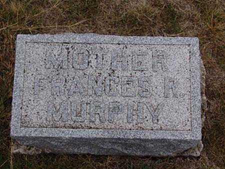 MURPHY, FRANCES R. - Warren County, Iowa | FRANCES R. MURPHY