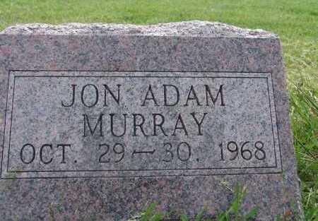 MURRAY, JON ADAM - Warren County, Iowa   JON ADAM MURRAY