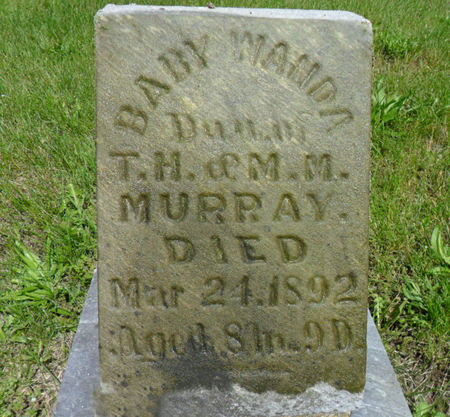 MURRAY, WANDA - Warren County, Iowa | WANDA MURRAY