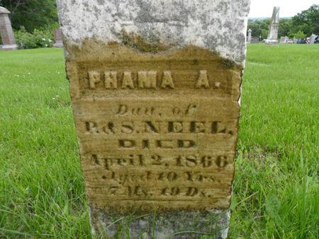 NEEL, PHAMA A. - Warren County, Iowa | PHAMA A. NEEL
