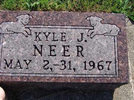 NEER, KYLE J - Warren County, Iowa | KYLE J NEER