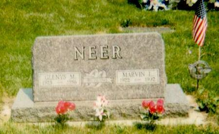 NEER, MARVIN LEO - Warren County, Iowa | MARVIN LEO NEER