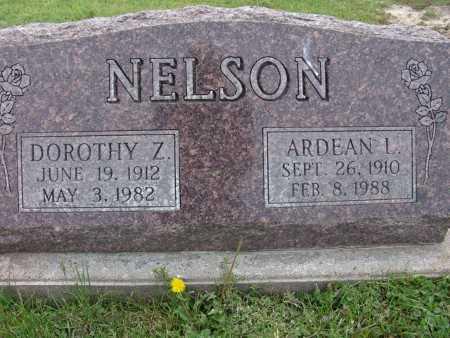 NELSON, DOROTHY Z - Warren County, Iowa | DOROTHY Z NELSON