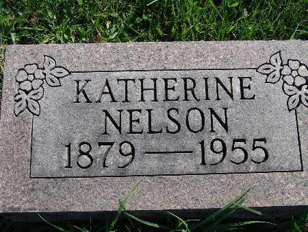 NELSON, KATHERINE - Warren County, Iowa   KATHERINE NELSON
