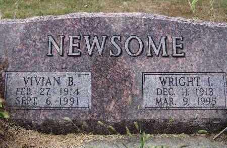 NEWSOME, WRIGHT I. - Warren County, Iowa | WRIGHT I. NEWSOME