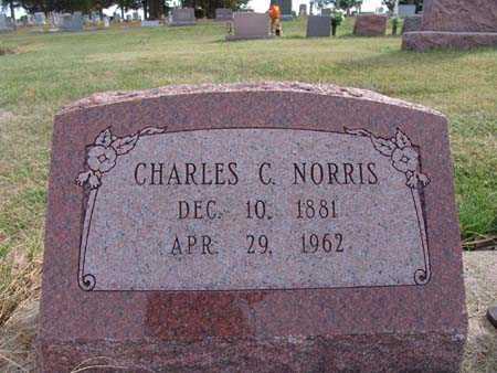 NORRIS, CHARLES C. - Warren County, Iowa | CHARLES C. NORRIS
