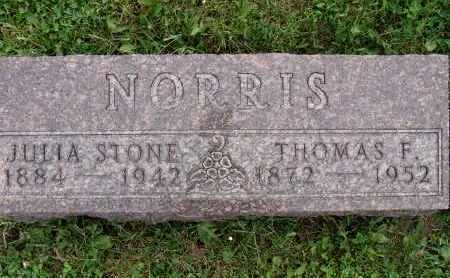 NORRIS, JULIA - Warren County, Iowa | JULIA NORRIS