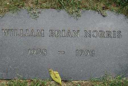 NORRIS, WILLIAM BRIAN - Warren County, Iowa | WILLIAM BRIAN NORRIS