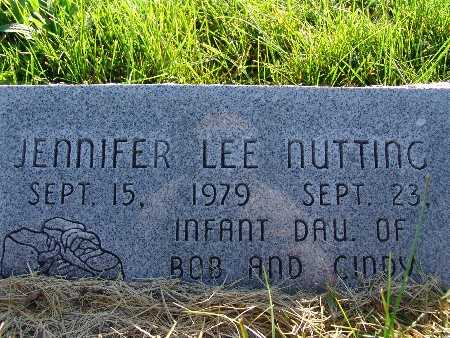 NUTTING, JENNIFER LEE - Warren County, Iowa   JENNIFER LEE NUTTING