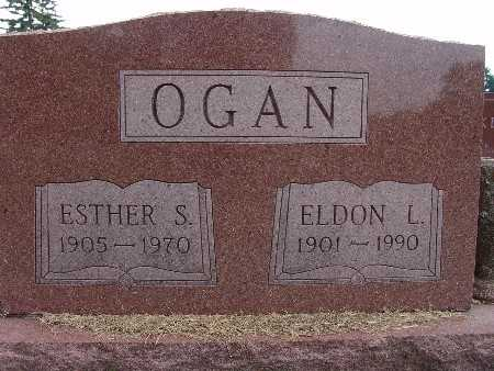 OGAN, ESTHER S. - Warren County, Iowa | ESTHER S. OGAN