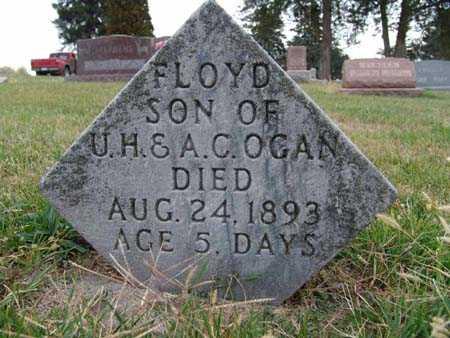 OGAN, FLOYD - Warren County, Iowa | FLOYD OGAN
