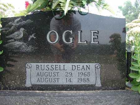 OGLE, RUSSELL DEAN - Warren County, Iowa | RUSSELL DEAN OGLE