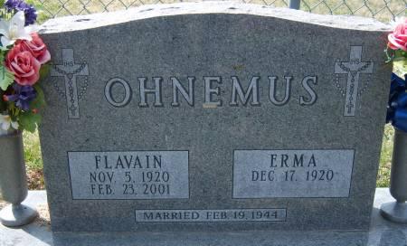 OHNEMUS, FLAVAIN - Warren County, Iowa | FLAVAIN OHNEMUS