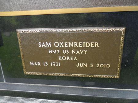 OXENREIDER, SAM - Warren County, Iowa | SAM OXENREIDER