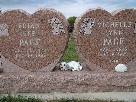 PACE, MICHELLE LYNN - Warren County, Iowa | MICHELLE LYNN PACE