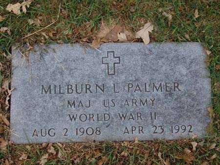 PALMER, MILBURN L. - Warren County, Iowa | MILBURN L. PALMER