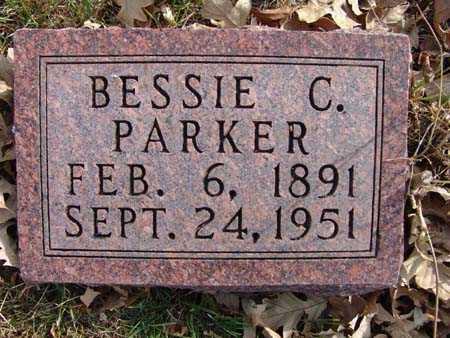 PARKER, BESSIE C. - Warren County, Iowa | BESSIE C. PARKER