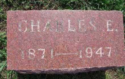 PARKER, CHARLES E. - Warren County, Iowa | CHARLES E. PARKER