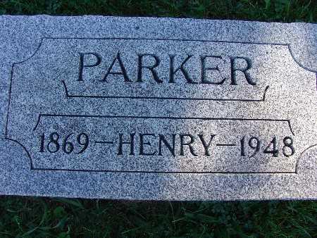 PARKER, HENRY - Warren County, Iowa | HENRY PARKER