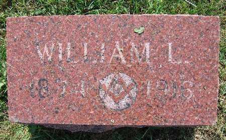 PARKER, WILLIAM L. - Warren County, Iowa | WILLIAM L. PARKER