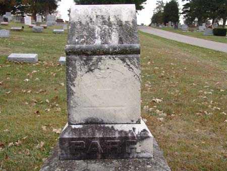 PARR, MARTHA M. - Warren County, Iowa | MARTHA M. PARR