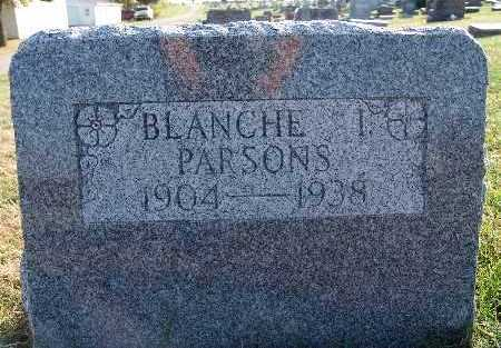 PARSONS, BLANCHE I. - Warren County, Iowa | BLANCHE I. PARSONS