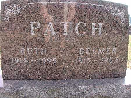 PATCH, RUTH - Warren County, Iowa | RUTH PATCH