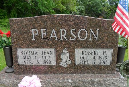 PEARSON, NORMA JEAN - Warren County, Iowa | NORMA JEAN PEARSON