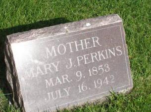 PERKINS, MARY JANE - Warren County, Iowa | MARY JANE PERKINS