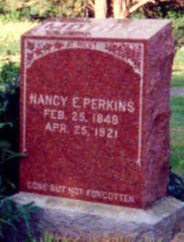KELLAR PERKINS, NANCY ELIZABETH - Warren County, Iowa | NANCY ELIZABETH KELLAR PERKINS