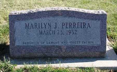 PERREIRA, MARILYN J. - Warren County, Iowa | MARILYN J. PERREIRA