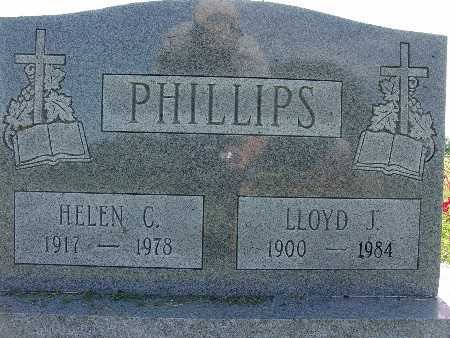PHILLIPS, LLOYD J. - Warren County, Iowa | LLOYD J. PHILLIPS