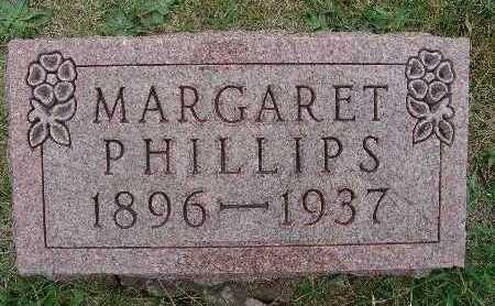 PHILLIPS, MARGARET - Warren County, Iowa | MARGARET PHILLIPS