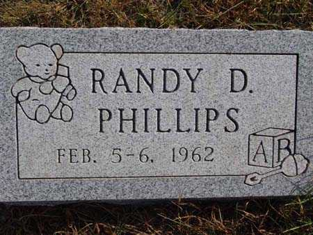 PHILLIPS, RANDY D. - Warren County, Iowa | RANDY D. PHILLIPS