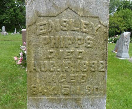 PHIPPS, EMSLEY - Warren County, Iowa | EMSLEY PHIPPS