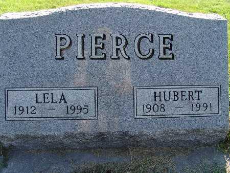 PIERCE, HUBERT - Warren County, Iowa | HUBERT PIERCE