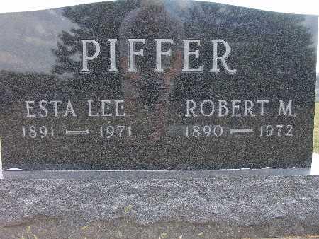 PIFFER, ESTA LEE - Warren County, Iowa | ESTA LEE PIFFER