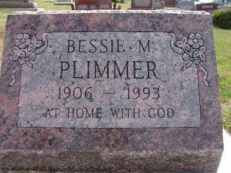 PLIMMER, BESSIE M. - Warren County, Iowa | BESSIE M. PLIMMER
