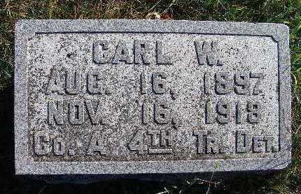 POLSON, CARL W. - Warren County, Iowa | CARL W. POLSON