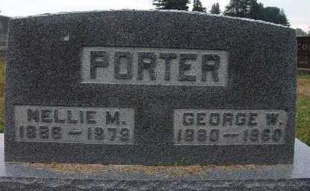 PORTER, NELLIE M. - Warren County, Iowa | NELLIE M. PORTER