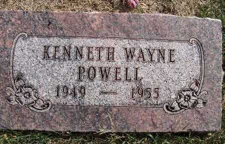 POWELL, KENNETH WAYNE - Warren County, Iowa | KENNETH WAYNE POWELL